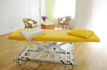 Praxis für Osteopathie Birgit Rakow, Behandlung